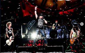 Guns N' Roses también llegará a México; confirmó tres fechas en Guadalajara, Mérida y Monterrey
