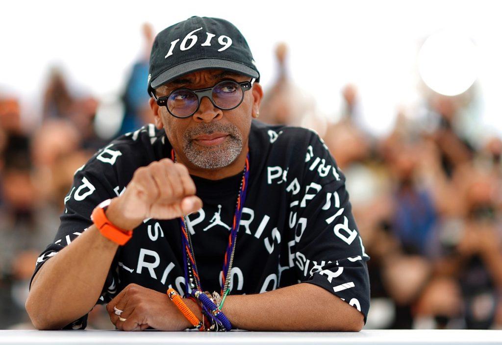 """Spike Lee asegura en Cannes que la población negra sigue siendo """"cazada como animales"""""""