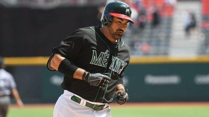 González será el hombre de experiencia para México en el torneo de beisbol de Tokio. (Foto: @MexicoBeis)