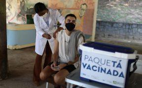 Legisladores en Brasil aprueban texto de proyecto para interrumpir patentes de vacunas