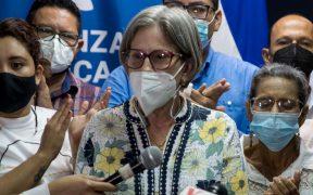 Alianza opositora de Nicaragua seguirá en proceso electoral pese a arrestos