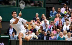 Djokovic resolvió sin problemas el partido ante el húngaro Fucsovics. (Foto: EFE).