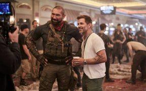 Zack Snyder creará una película inspirada en Star Wars y Akira Kurosawa para Netflix