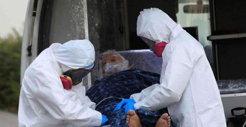 México registra más de 8 mil casos de Covid-19 en un día; acumula 2 millones 558 mil contagios