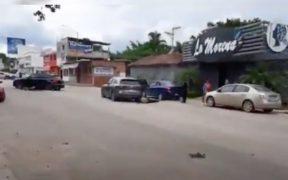 Ataque armado en Chiapas deja tres personas muertas; Fiscalía inicia investigación