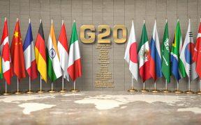 G20 buscará acuerdos en materia fiscal y recuperación económica en reunión que inicia mañana