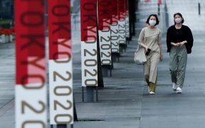 El estado de emergencia en Tokio impedirá que asistan espectadores a los Juegos Olímpicos. (Foto: Reuters).