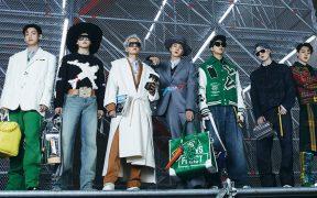 Tras desfile de Louis Vuitton, 'Butter' de BTS se escuchará en la final de la Eurocopa 2021