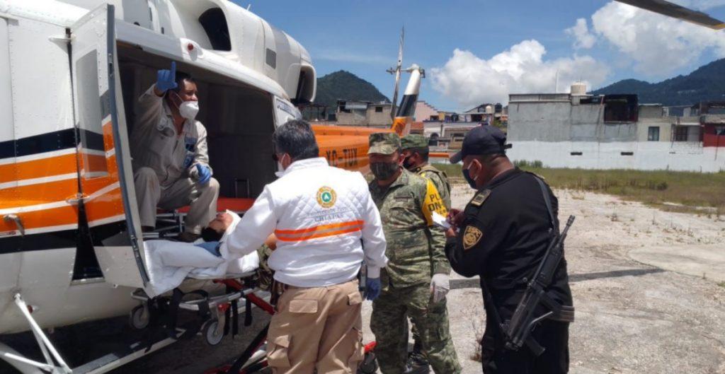 Enfrentamiento en Chiapas deja ocho heridos