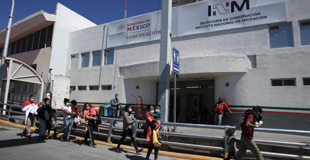 """Titular del INM pide a EU un """"trato digno"""" a connacionales repatriados"""