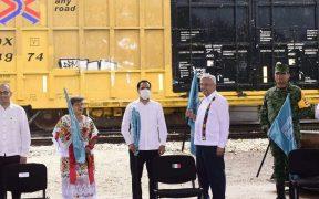 Banobras da 700 mdp de financiamiento para tramo del Tren Maya que va de Palenque a Escárcega