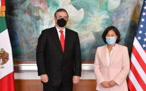 Ebrard enfatiza en medio ambiente y derechos laborales durante reunión con Katherine Tai