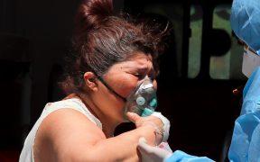 Continúa alza de contagios de Covid en México; reportan casi 9 mil 500 en un día