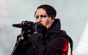 Marilyn Manson se entrega a las autoridades de Los Ángeles por una demanda de agresión a un camarógrafo