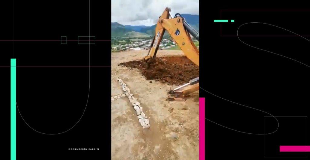 Habitantes de Aguililla, Michoacán destruyen helipuerto del Ejército