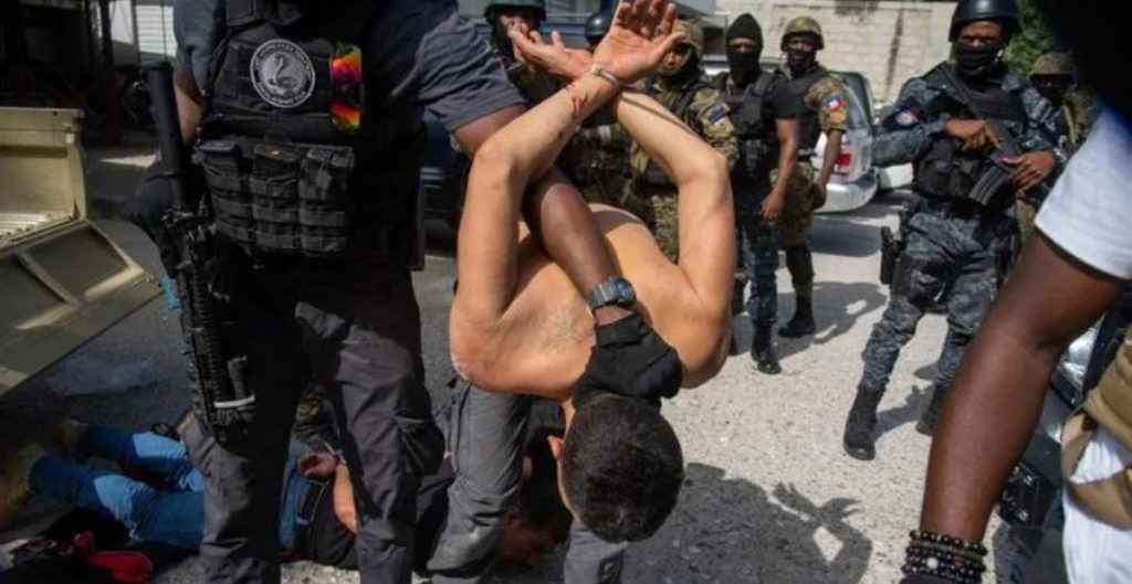 Policía de Haití detiene a 20 por el asesinato del presidente Jovenel Moïse