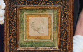 Boceto de Da Vinci se vende por más de 12 millones de dólares, la cifra más alta por un dibujo del artista