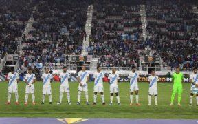 Guatemala reunió a su selección para competir en menos de 24 horas. (Foto: @fedefut_oficial).
