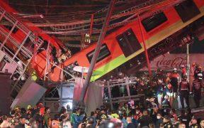 Juez desecha demanda colectiva de indemnización a víctimas de colapso en L12 del Metro