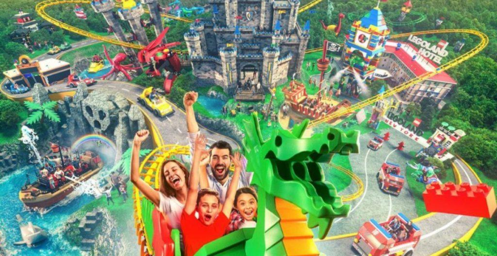 Conoce Legoland, el nuevo parque temático en Nueva York