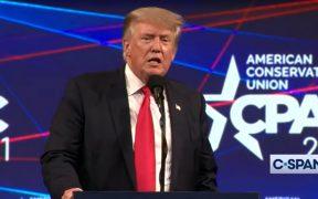 Trump gana en Texas nominación presidencial en conferencia de conservadores