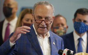 Líder demócrata en el Senado quiere que se investigue a la NRA por fraude de quiebra