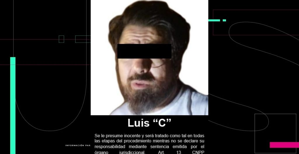 Juez dicta auto de formal prisión en contra de Luis Cárdenas Palomino