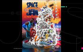 'Space Jam: A New Legacy' está por llegar a los cines, y en un avance LeBron James viste de superhéroe