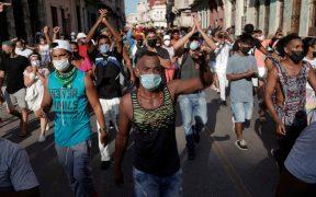 Cuba culpa a las sanciones de EU y a campañas en redes sociales por las protestas