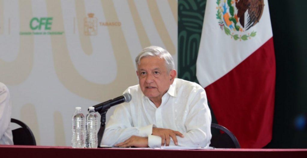 AMLO anuncia que promoverá reforma constitucional en materia energética