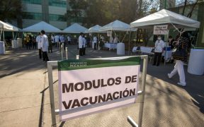 INAI ordena a la Ssa entregar información sobre encargados de recabar datos en módulos de vacunación