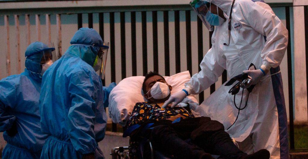 México alcanza los 235 mil muertos por Covid-19