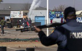 En Sudáfrica, suman 72 muertos por disturbios tras el encarcelamiento de Zuma