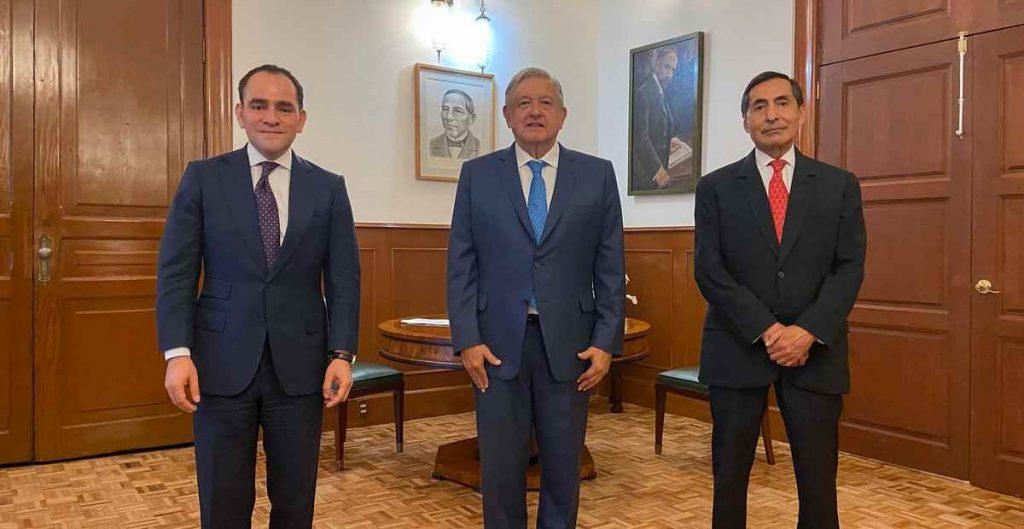 Comisión Permanente del Congreso recibe nombramientos para Hacienda y Banxico