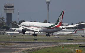 Avión presidencial sale de México con destino a Tokio para trasladar equipo de deportistas olímpicos