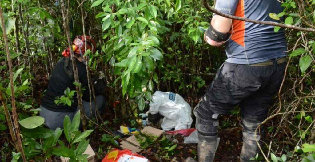 Fiscalía de Quintana Roo localiza fosa con restos de varias personas en Cancún