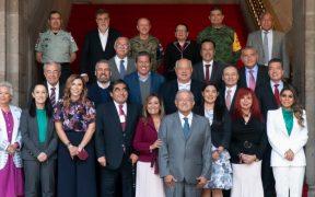 AMLO trata con gobernadores morenistas estrategia de seguridad para los 50 municipios más violentos