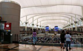Apagón en aeropuerto internacional de Denver deja aviones en tierra y retrasa vuelos