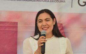 TEPJF mantiene sanción contra Indira Vizcaíno por acto anticipado de campaña