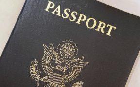 Gobierno de EU reporta retraso de hasta 3 meses en emisión de pasaportes