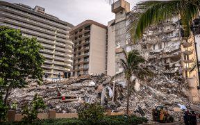 Confusión, desesperación y terror en las llamadas al 911 tras colapso de edificio en Miami