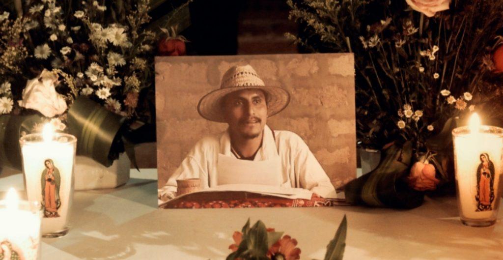 Detienen en Chiapas al presunto asesino del activista Simón Pérez
