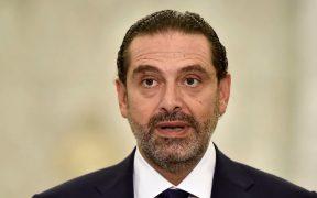 Dimite primer ministro de Líbano en medio de una fuerte crisis económica