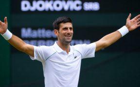 Djokovic ha ganado tres Grand Slam este año. (Foto: Reuters).