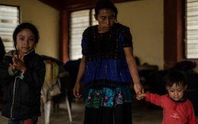 Exigen al gobierno atender el desplazamiento forzado de más de 3 mil personas de Pantelhó, Chiapas