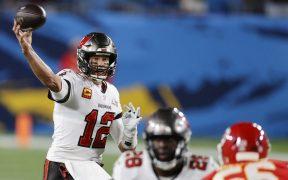 Brady ganó su séptimo Super Bowl en su primera temporada con Tampa Bay. (Foto: EFE).