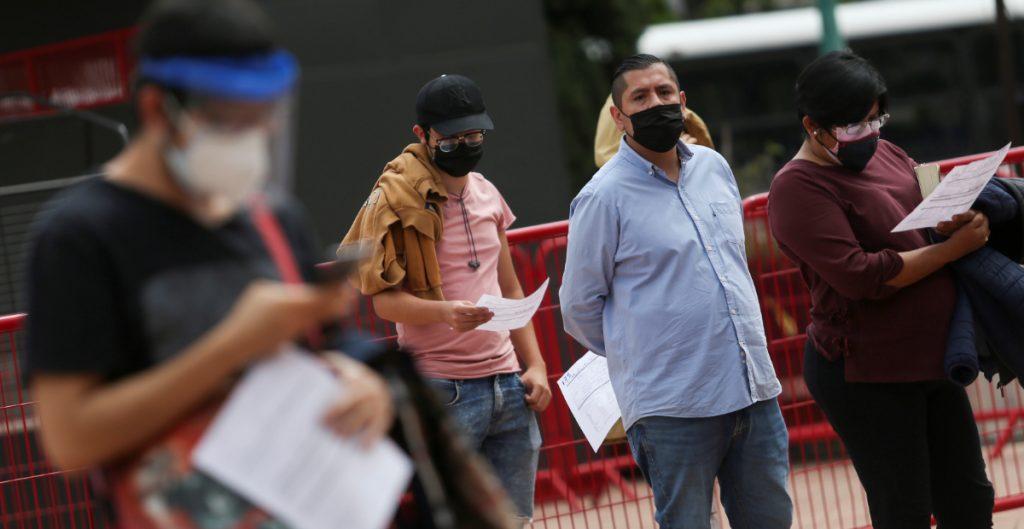 El Estado de México pasa a semáforo amarillo de riesgo por Covid-19