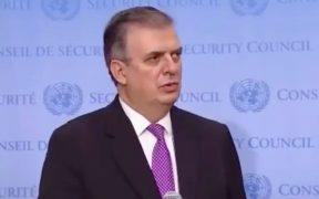 México denuncia ante la ONU el sufrimiento de Cuba por embargo de EU