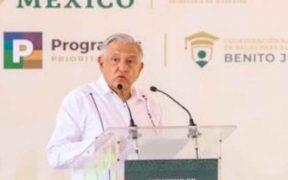 """""""Se debe juzgar a expresidentes por privatizar la educación"""", afirma AMLO en plena veda por consulta"""