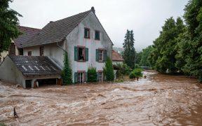 Suman 180 muertos tras las inundaciones en Europa